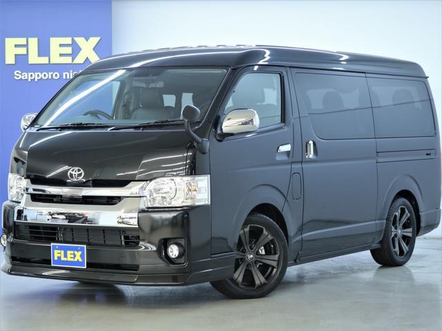 トヨタ FLEX Ver1内装架装ツインナビ 18バルベロアーバン