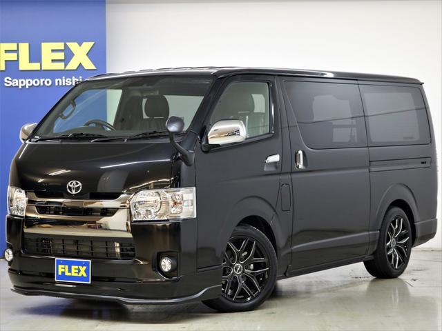 トヨタ II FLEX 18Delf01AW 煌BLACKテール
