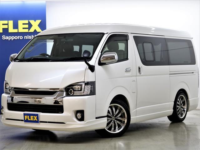 トヨタ MRT レガンスフルエアロ 新品レヴィーアヘッドライト