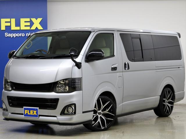 トヨタ 新品FLEXオリジナルDelf01AW MTSボンネット