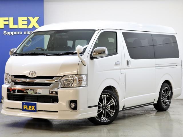 トヨタ FLEX Ver2内装架装 ツインナビ
