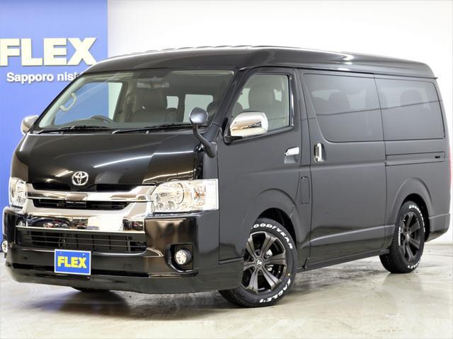 トヨタ FLEX Ver2シートアレンジ REVOテール