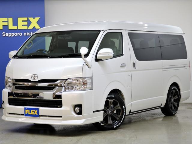 トヨタ FLEX ARRANGE R1 バッドラッカー17in