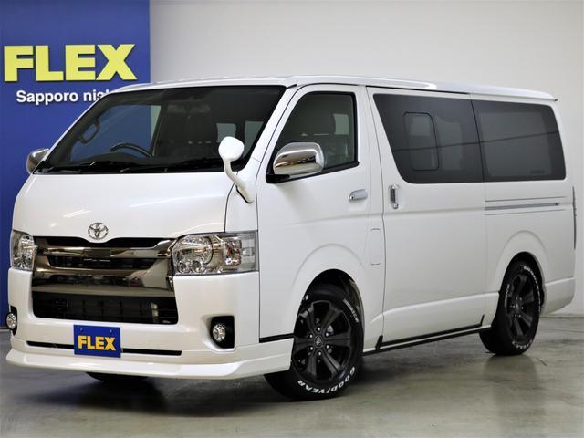 トヨタ ダークプライム2 FLEXアレンジFU-N内装OPスライド