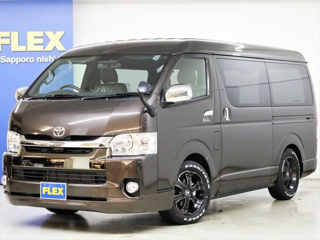 トヨタ FLEX Ver4-50thWIDE ナビ フリップダウン