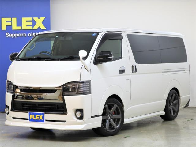 トヨタ FLEXボンネット フロントリップ ESSEX EC-18