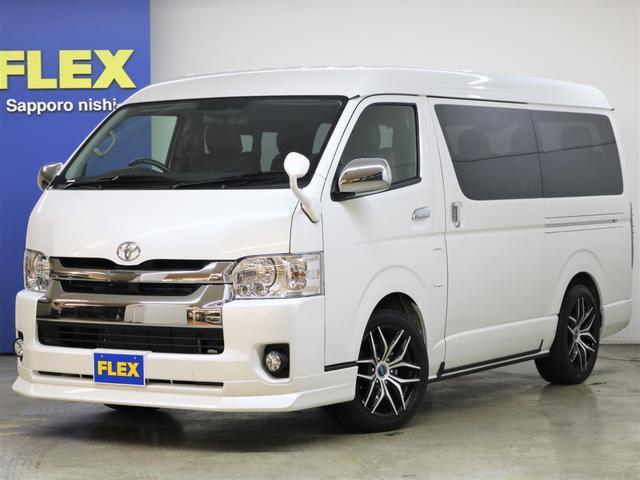 トヨタ FLEX Delf01AW ナビ フリップダウンモニター