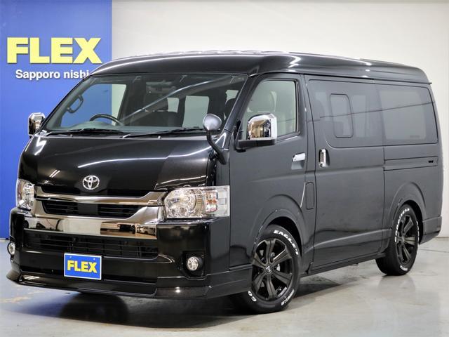 トヨタ 新型 FLEXベッドキット ナビ ETC
