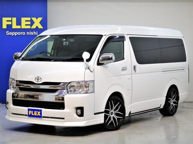 トヨタ FLEX Ver3.3内装 カーテン付