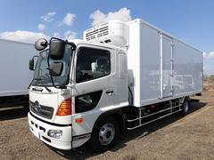 ヒノレンジャー4t標準 冷蔵冷凍車 低温 ETC Bカメラ