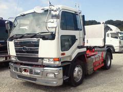 UDトラックストラクタヘッド 第5輪荷重9.5t エアサス