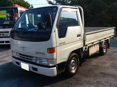 ダイナトラック1.25t標準ショート 平ボデー 全低床