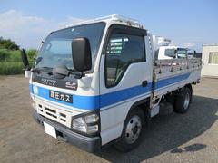 エルフトラック2.95t標準ショート 平ボデー 低床