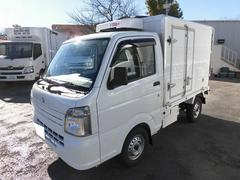 キャリイトラック冷蔵冷凍車 低温 サイドドア ガソリン