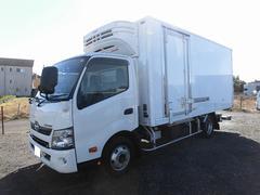 デュトロ3tワイドロング 冷蔵冷凍車(低温) 格納パワーゲート