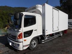 レンジャー4tワイド 冷蔵冷凍車(低温)サイドドア ベッド付 エアサス