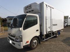 デュトロ3tワイドロング 冷蔵冷凍車 低温 格納パワーゲート