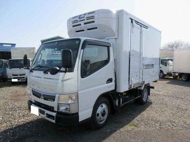 三菱ふそう  2t標準ショート 冷蔵冷凍車(低温) サイドドア 全低床
