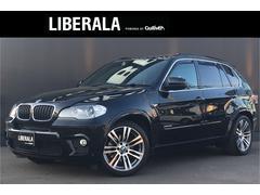 BMW X5xDrive 35i Mスポーツパッケージ SR 革シート
