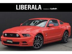 フォード マスタングV8 GTアピアランスパッケージ 限定20台 赤革シート