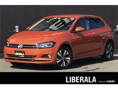 VW ポロTSIコンフォートライン Discovoer Pro ACC