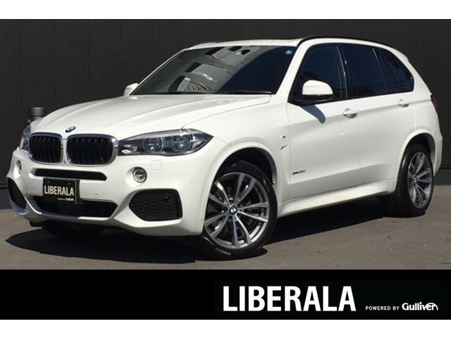 BMW xDrive 35d Mスポーツ ACC セレクトP