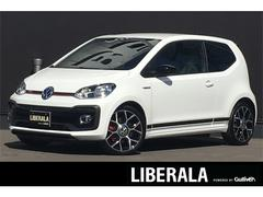 VW アップ!アップ!GTI 限定600台 ピュアホワイト 衝突軽減