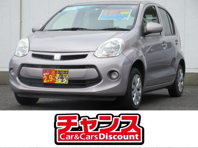 トヨタ X 社外SDナビ・DVD・ETC・キーレス・アイドリングストップ電格ミラー