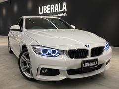 BMW420iグランクーペ Mスポ ACC コンフォートアクセス
