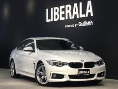 BMW420iグランクーペ Mスポーツ ACC Cアクセス