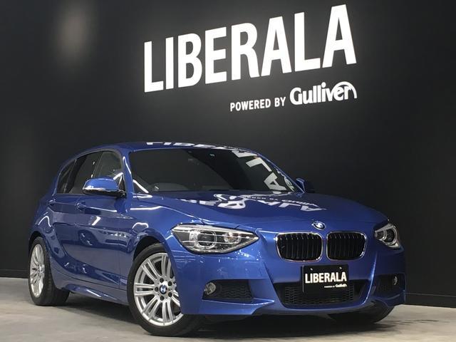 BMW 116i Mスポーツ バックカメラ ETC Cセンサー