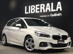 BMW218iアクティブツアラー Mスポ インテリSFT ETC