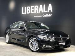 BMW420iグランクーペ ラグジュアリーACC 白革 Cアクセス