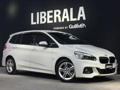 BMW218dグランツアラー Mスポーツ Cアクセス インテリS