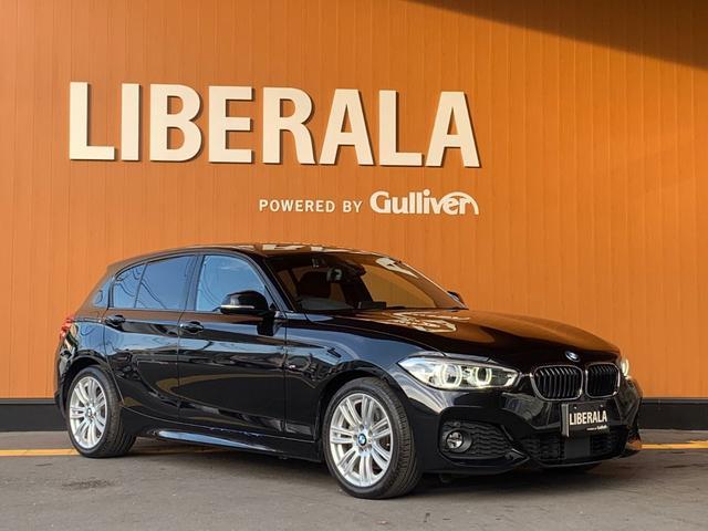 BMW 118d Mスポーツ サンルーフ コンフォートアクセス アクティブクルーズコントロール バックカメラ  フルセグテレビ 走行中視聴可 バックセンサー LEDライト 衝突回避軽減ブレーキ 車線逸脱警告機能 前車接近警告機能