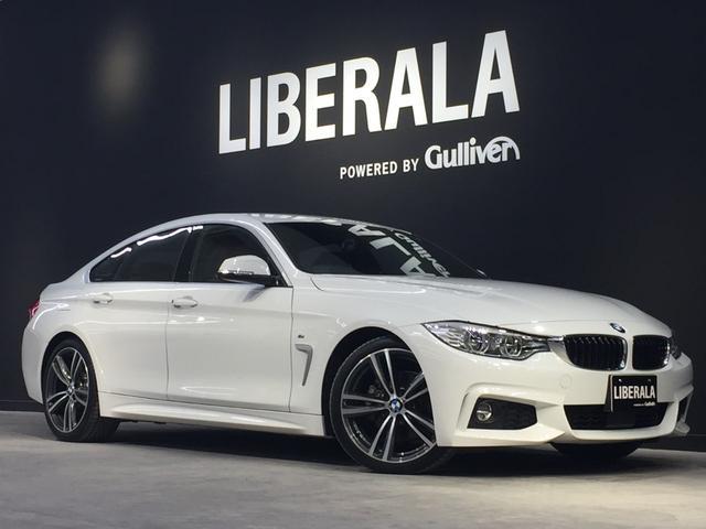 BMW 420iグランクーペ イン スタイル 200台限定車/レーンチェンジウォーニング/衝突軽減ブレーキ/アクティブクルーズコントロール/専用色サドルブラウンレザーシート/アダプティブLEDヘッドライト/専用19インチMライトAW