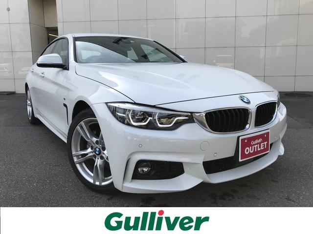 BMW 420iグランクーペMスポーツ 純正ナビ アクティブクルーズ