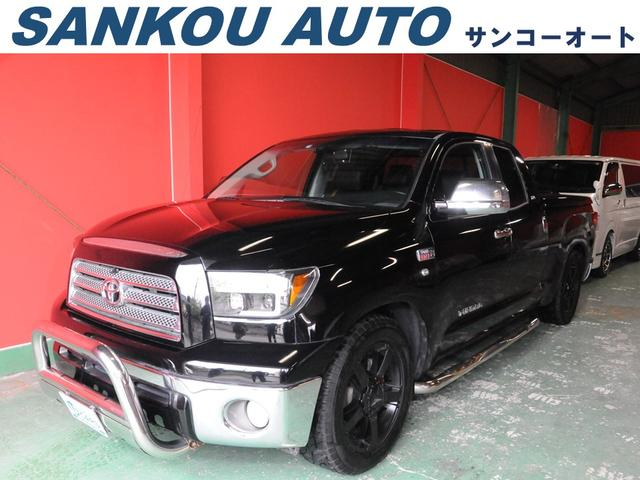米国トヨタ ダブルキャブ SR5 V8 ETC AC エアバック ABS MTモード バックミラー型(前方向カメラ サイドカメラ) ナビテレビモニタ型バックカメラ デュアルエアコン..