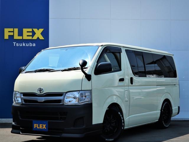 トヨタ DX 17AW ローダウン シートカバー HDDナビ ETC