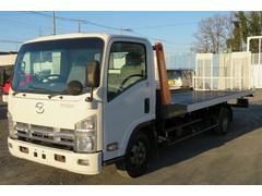 タイタントラックいすゞOEMタイタン 積載車 ウィンチ付き 準中型新免許