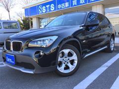 BMW X1sDrive 18i ワンオーナー スマートキー Pスタート