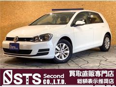 VW ゴルフTSIトレンドラインBMT 衝突軽減ブレーキ ETC