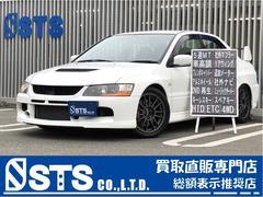 ランサーGTエボリューションIX 5MT 東名タービン HKSマフラ