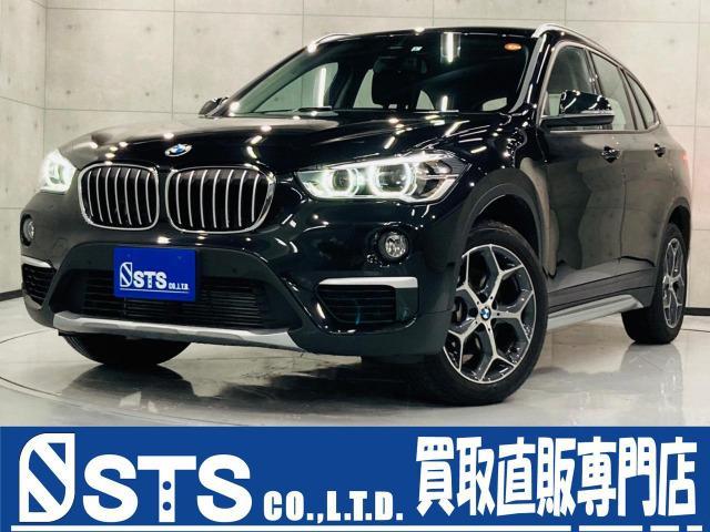 BMW xDrive 18d xライン 4WD ターボ ドラレコ 純正ナビ 純正18インチAW レーダークルーズ パワーバックドア ハーフレザーシート シートヒーター ETC Bluetooth スマートキー LED プッシュスタート