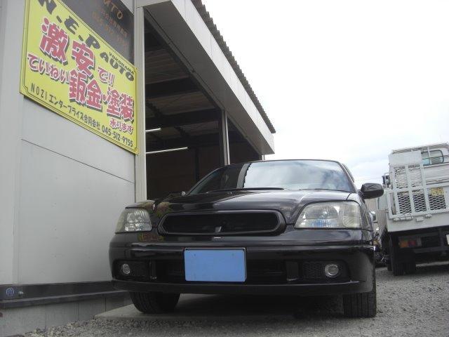 スバル 第2無期限保証 ターボ 4WD キーレス 社外アルミ 記録簿