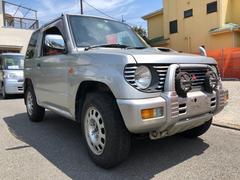 パジェロミニスキッパーV 5MT 4WD タイミングベルト交換済み