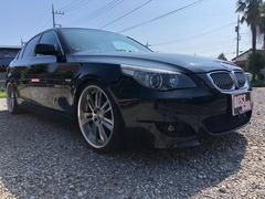 BMW525i 20インチホイール付き エンジンオイル交換済み