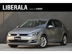 VW ゴルフTSIコンフォートラインブルーモーションテクノロジー