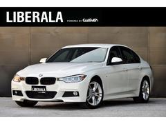 BMW320d Mスポーツ 黒レザ− HUD ACC DTV