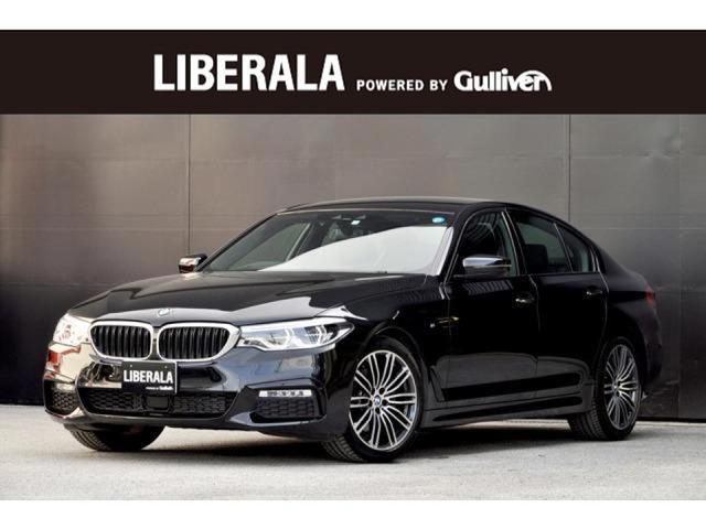 BMW 523d Mスポーツ HUD ACC 電動リアゲート LED
